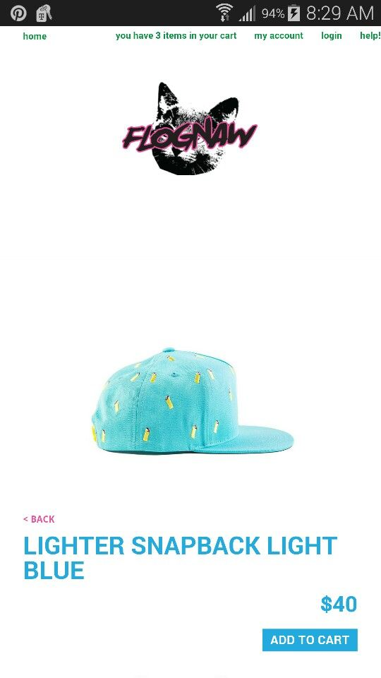 bf58eb013ce Golf Wang lighter hat
