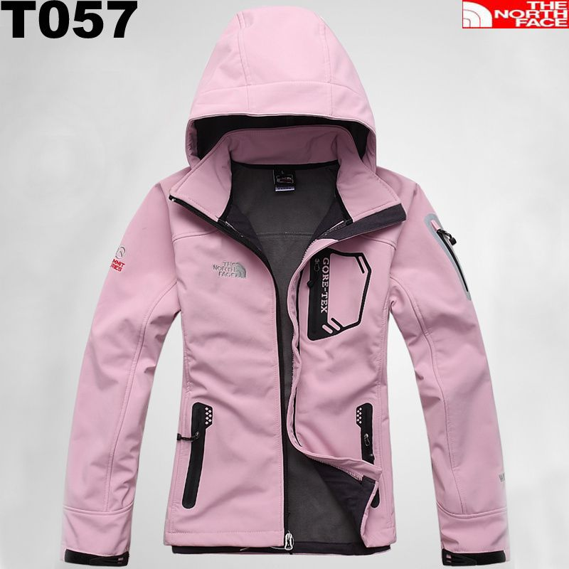 The North Face Light Women Gore-tex Pink Jacket