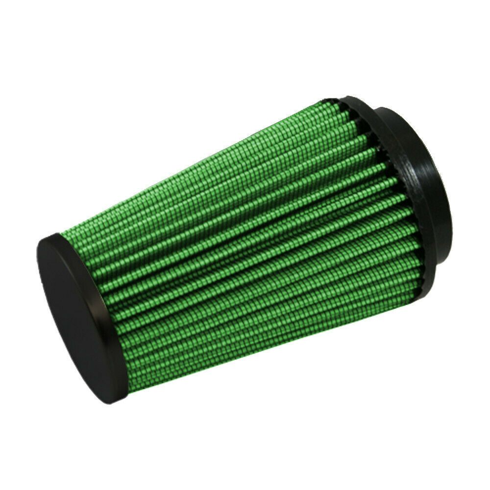 Sponsored Ebay Green Filter Usa 2451 High Flow Universal Reusable Cone Filter 2 5 Id 6 L Filters Reusable Air Filter Ebay