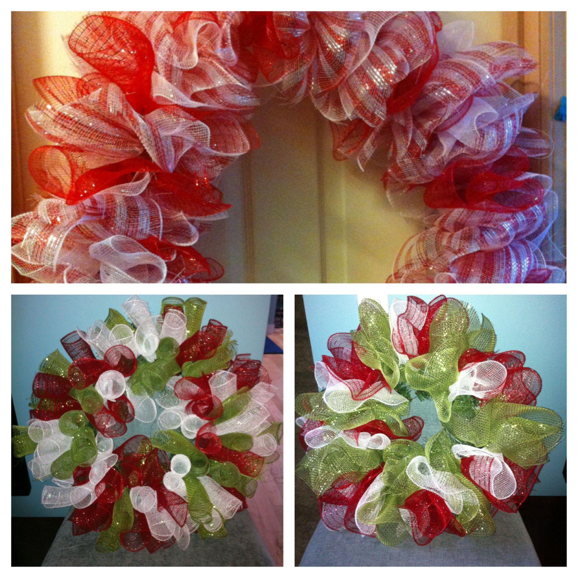 my handmade wreaths