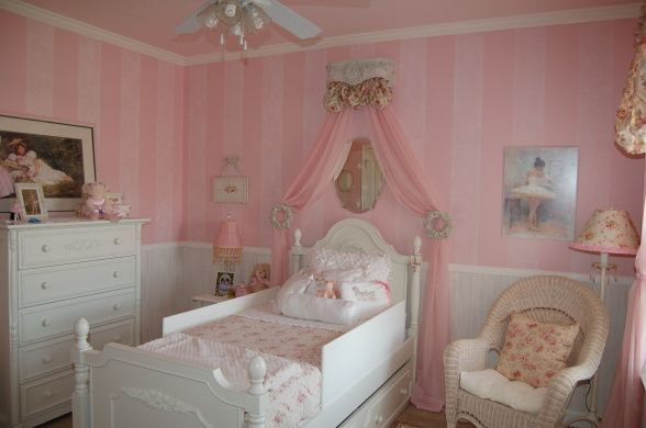 Elegant Ballerina Rooms For Girls | Princess/Ballerina Room, This Is My 4 Year Old