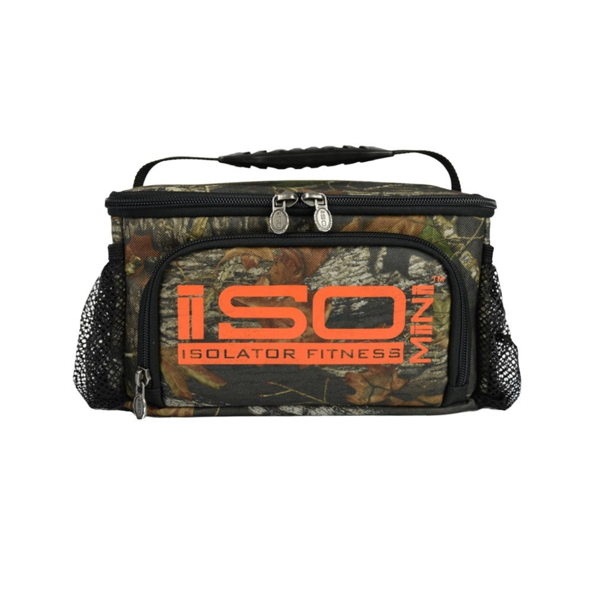 Isolator Fitness Iso Mini Meal Bag Mossy Oak Bags Official Trade Sports Nutrition Distributor Tropicana Whole