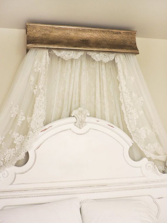 Bed Crown Canopy, Crib Crown Canopy, French Old World ...