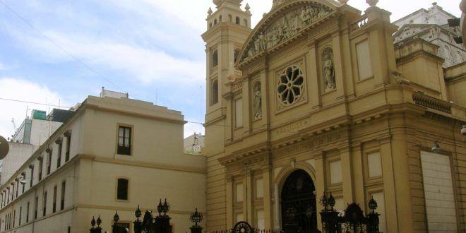 Basílica Nuestra Señora de la Merced | Madero Harbor Magazine