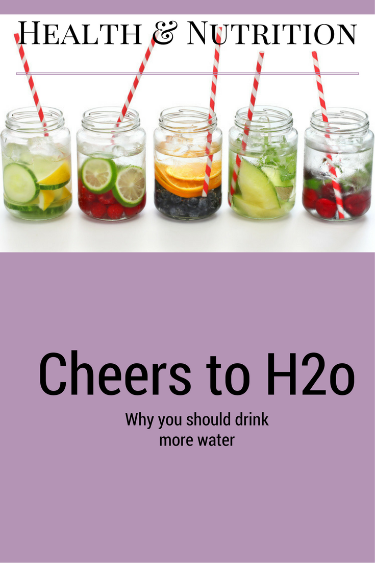 Let S Say Cheers To H2o In 2016 Nutrition Facts Pinterest