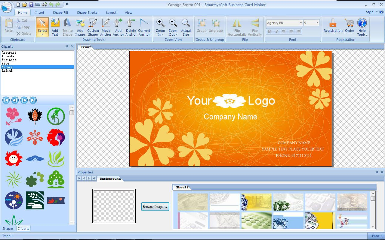 Download Amazing Of Greeting Card Software Free Download Full Version Greeting Card Software Business Card Creator Free Business Card Maker