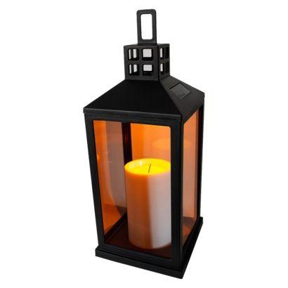 Threshold™ Solar Tabletop Mission Lantern