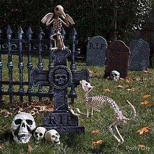 38+ Halloween graveyard decoration ideas inspirations
