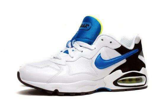 Nike Air Max Triax 94 LE - Neptune Blue - Neon - SneakerNews ...