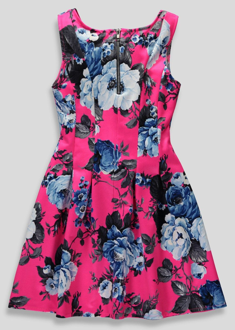 Girls Candy Couture Floral Print Dress (8-16yrs) - Matalan | Dresses ...