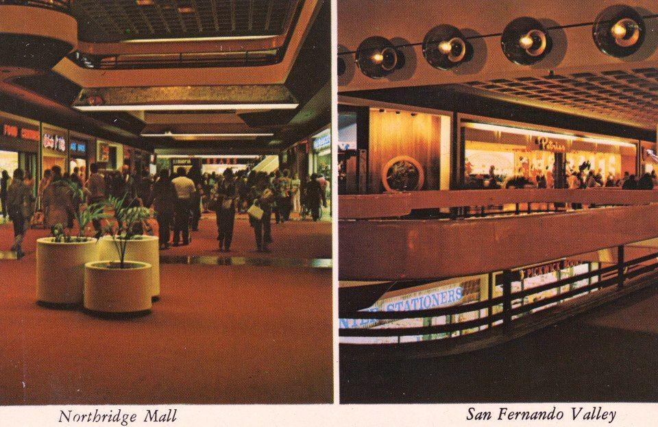 Northridge Mall San Fernando Valley San Fernando Valley