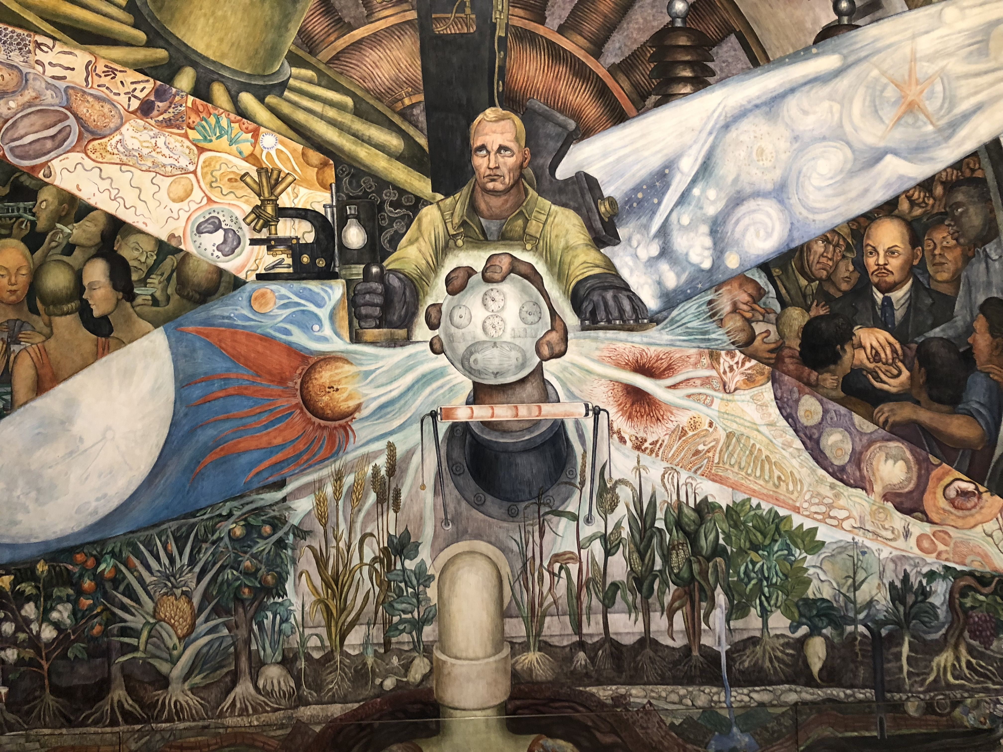 Diego Rivera, Man Controller of the Universe | Diego rivera, Frida and  diego, Political art