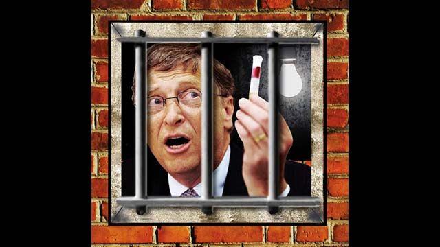 Bill Gates Verhaftung