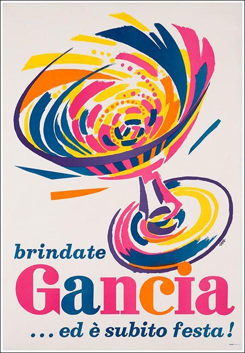 Gancia-Capo | Pubblicità Alcolici | Pinterest | Italienische ...