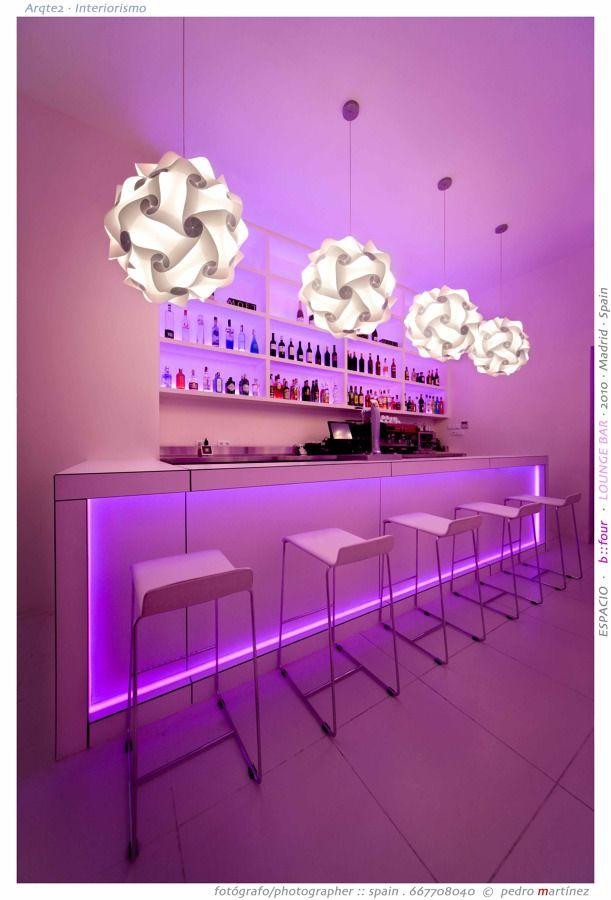 Foto Proyecto B Four Bar De Copas De Arqte2 Interiorismo Sl 474358 Habitissimo Barra De Bar Iluminación De Bar Barra De Bar En Casa