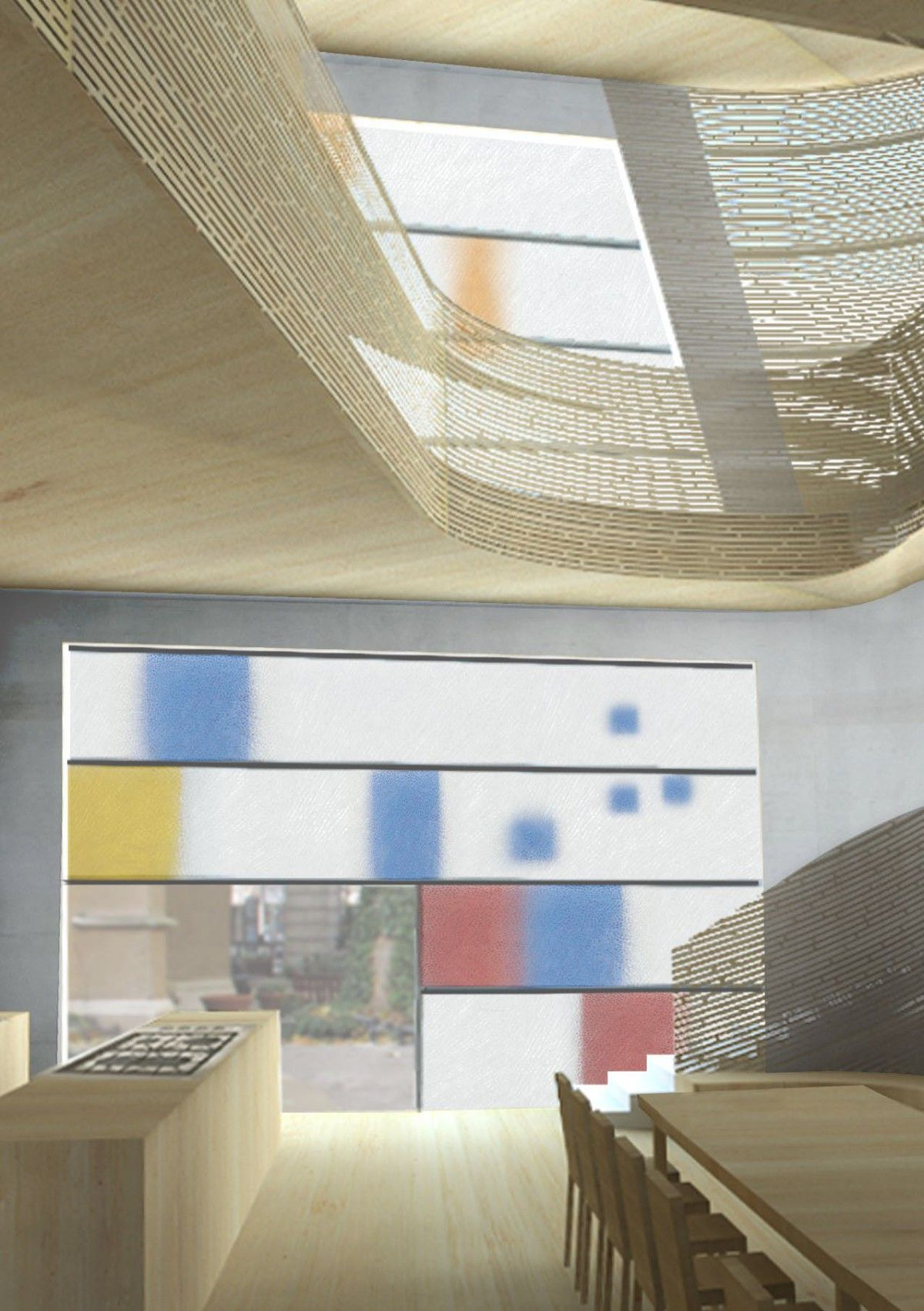 Steven Holl Architects . Maggie's Centre Barts. London (30