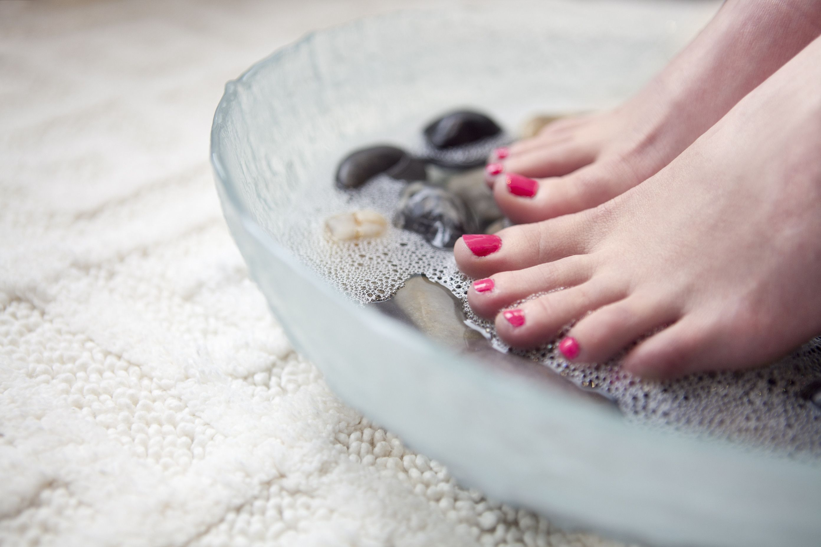 15 For Pedicure With Neck Wrap And Sugar Scrub At Nailz By Amber At 7th Heaven Natural Nail Salon 30 Value Spa Manicure Nail Spa Pedicure