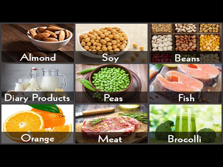 Calcium Rich Food Food, Calcium rich foods, Protein rich