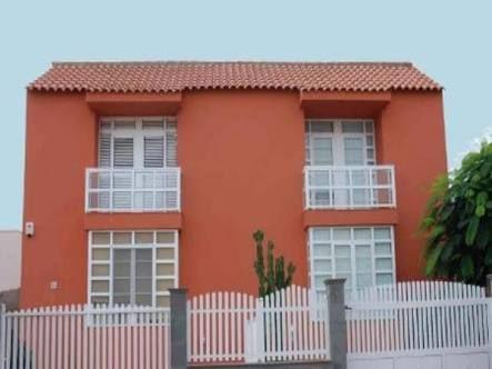 Resultado de imagen para fachadas de casas color terracota casas terracota pintar fachadas - Pintar exterior casa ...