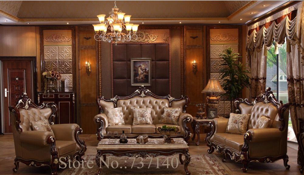 Luxury Baroque European Sofa Suite Aliexpress