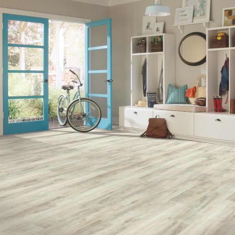 Find This Pin And More On Grey Laminate, Hardwood U0026 LVT Flooring By  Onflooring. Mohawk SolidTech Grandwood Silverscreen Vinyl ...