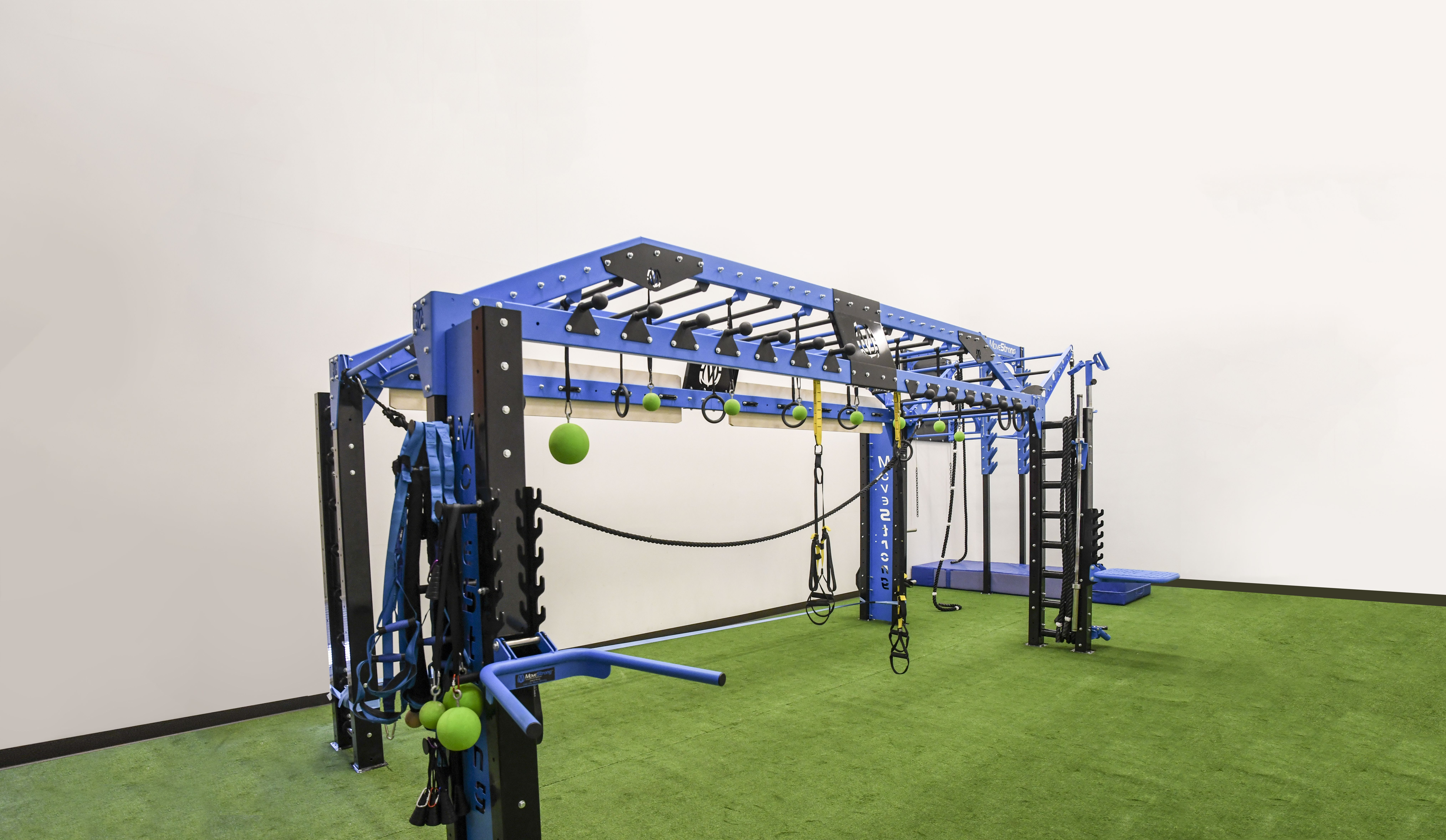 Movestrong Nova Xl Functional Training Station Used In Newly Dedicated Group And Personal Trainin Functional Training Personal Trainer Salary Personal Training