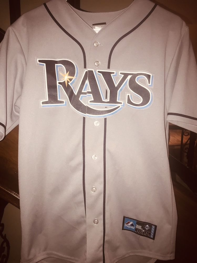 822fae3c6 TAMPA BAY RAY Evan Longoria Stitched Mens Small Majestic Mens Jersey MLB   3   34.99 End Date  Saturday Dec-1-2018 23 11 37 PST Buy It Now…