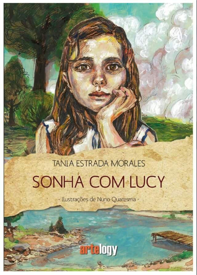 Sonha com Lucy uma obra tendo por base a Pedagogia do Desejo. Minha memória olfativa viajou a muitos lugares, espero que a vossa também!...  #SONHAcomLUCY #TaniaEstradaMorales