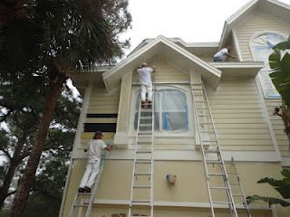 Exterior painting/Integrity Finishes of Tampa Bay  727-542-2946  www.paintingtampabay.com