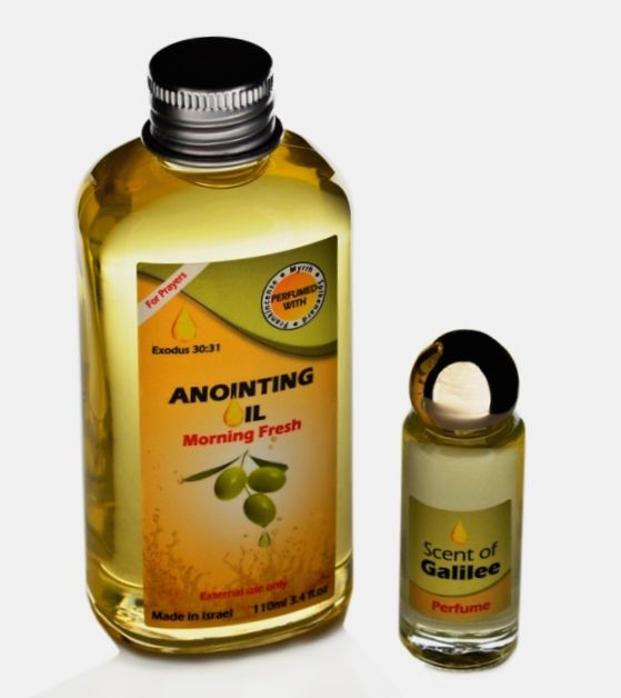 Aya Natural Anointing Oil and Perfume | Yardenit com | In this kit