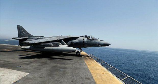 Un avión militar estadounidense se estrelló cerca de la isla japonesa de Okinawa