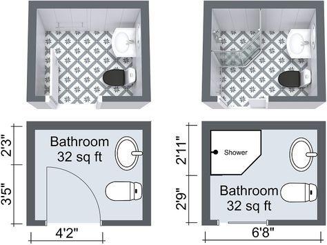 10 Small Bathroom Ideas That Work Manualidad Bathroom