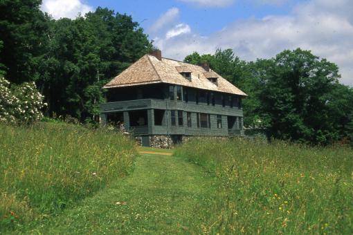 Naulakha Brattleboro Vermont U S A Kiplings American Home
