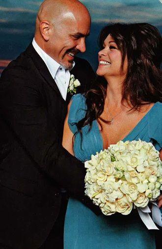 Tom vitale barbara bertinelli 2011 wedding celebrity for Who is valerie bertinelli married to