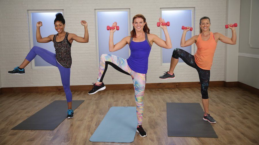 30-Minute Fat-Burning Pilates Workout: Give us 30 minutes and we will work your entire body from head to toe. #pilatesworkoutvideos