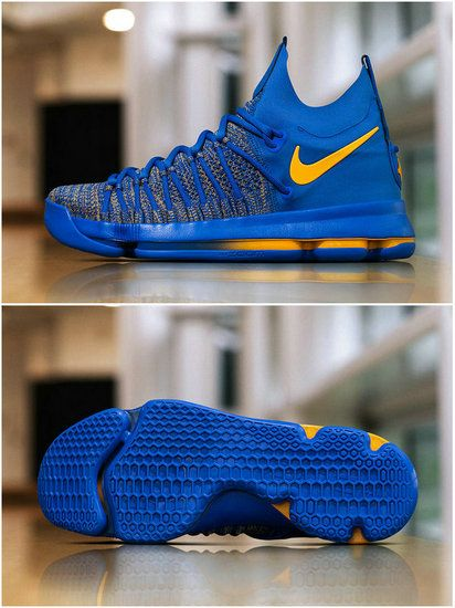 hot sale online de579 f2ee3 ... shopping official new arrival nike kd 9 elite golden state warriors pe  playoffs e3c61 1cb82