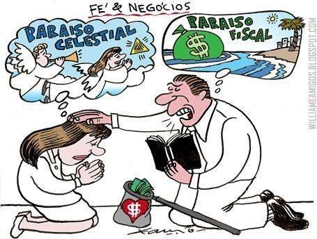 Resultado de imagem para fé e corrupção