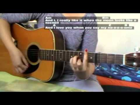 How To Play Introducing Me Camp Rock 2 On Guitar Tab Chords Camp Rock Guitar Tabs Guitar