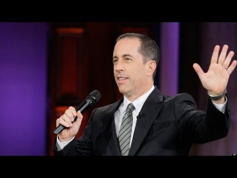 Jerry Seinfeld Best Ever Stand Up 2014 [HD] - YouTube