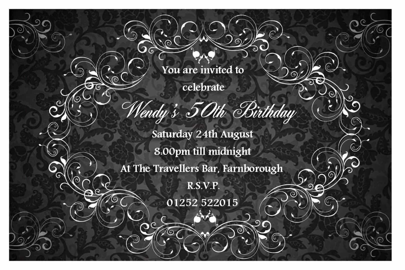 Cool create elegant birthday invitations free check more at http cool create elegant birthday invitations free check more at httpegreeting filmwisefo Choice Image