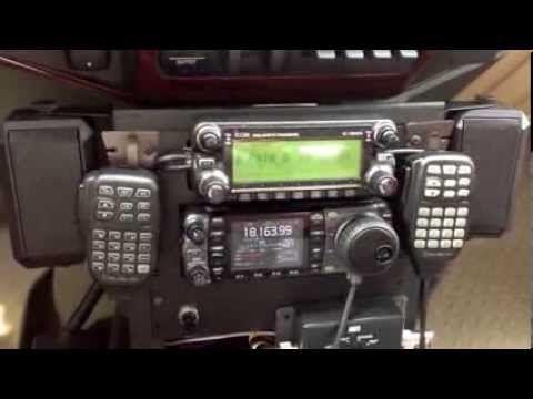 Ham Radio Mobile Install With Images Mobile Ham Radio Ham
