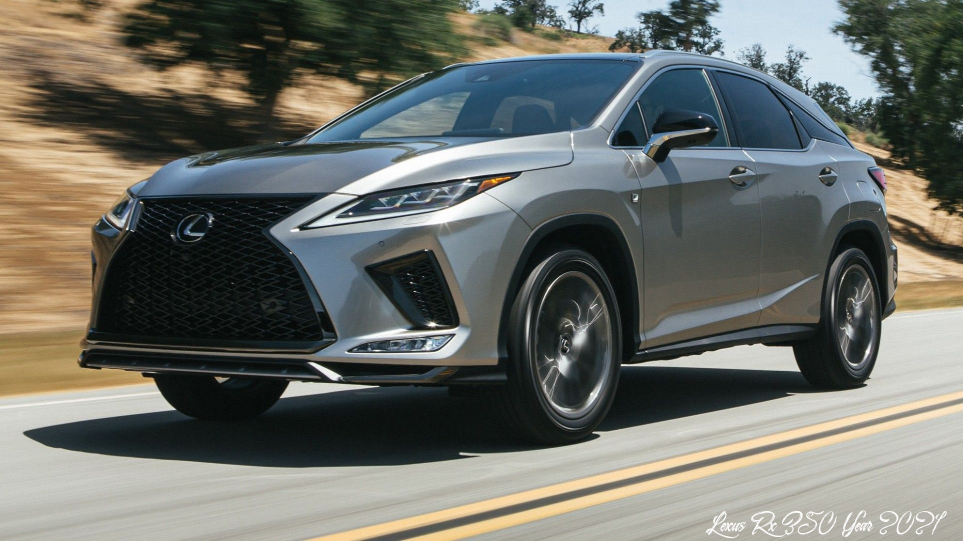 Lexus Rx 350 Year 2021 Redesign And Concept in 2020