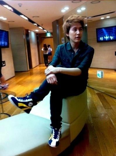Super Junior member Kyuhyun (슈퍼주니어 규현)