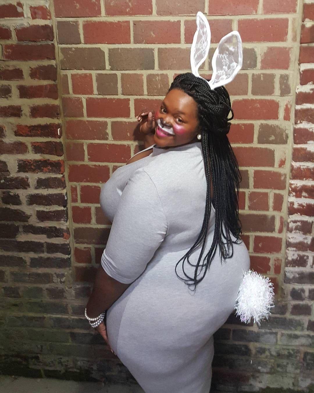 Bbw best bunny girl