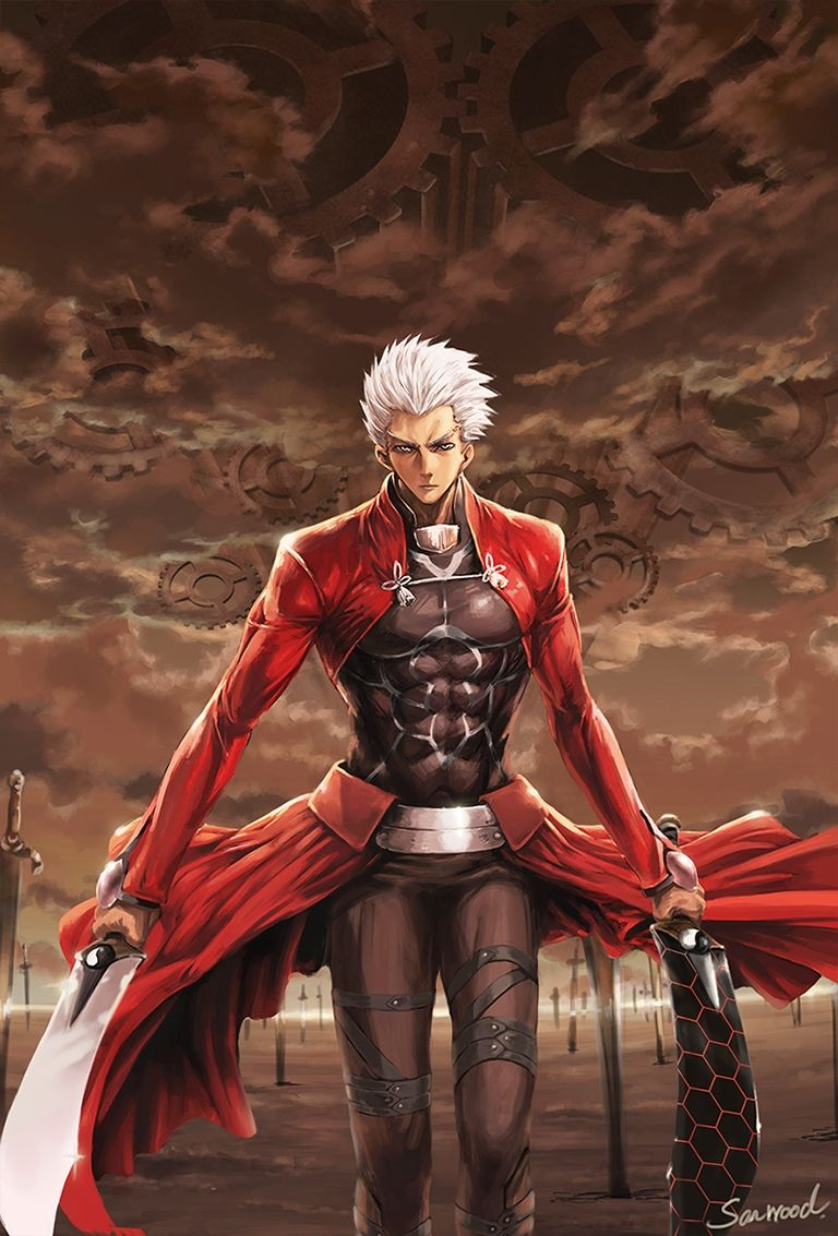 The Best Archer Fate Zero Wallpaper Background