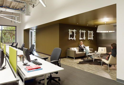 Modern and innovative interior design of skype   palo alto office also rh pinterest