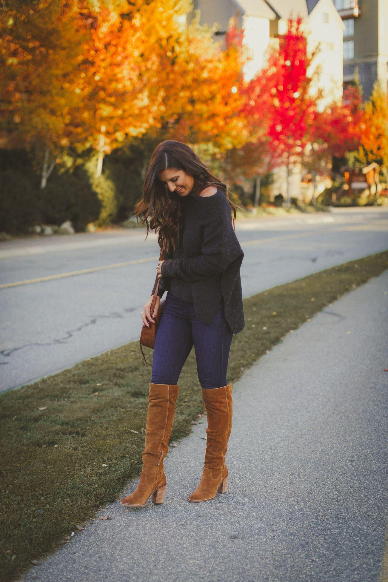 Brown Saddle Bag | Fashion fall, Knee boot and Dolce vita