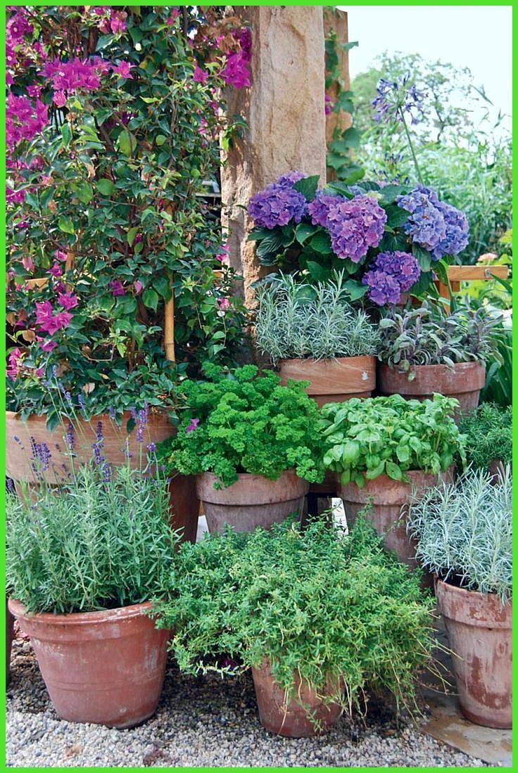 Gestaltungsideen mit Kräutern - #Gestaltungsideen #Kräutern #mit #kleinekräutergärten