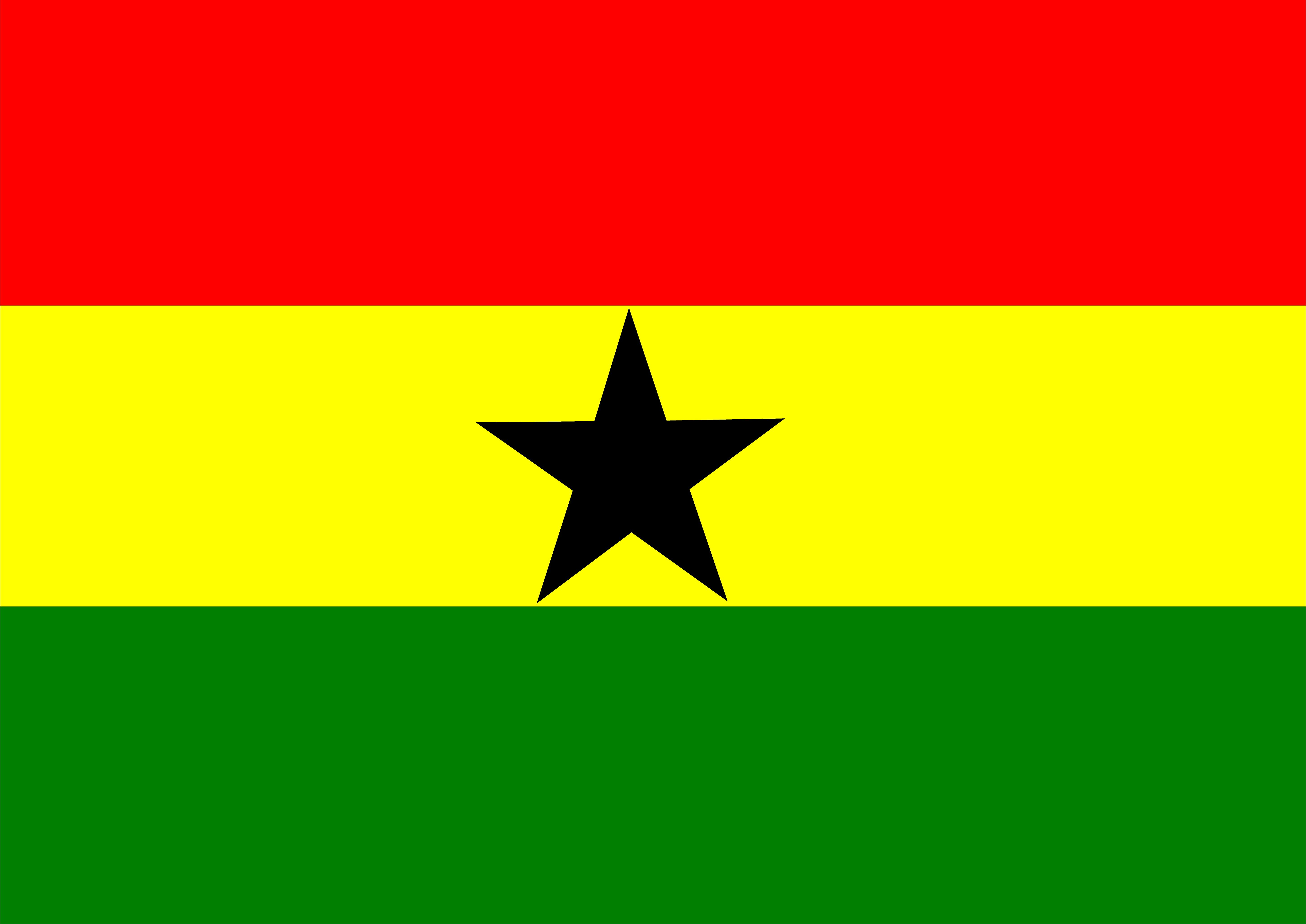 2 Ghana Was Founded On March 6 1957 Ghana Ghana Flag Africa Flag