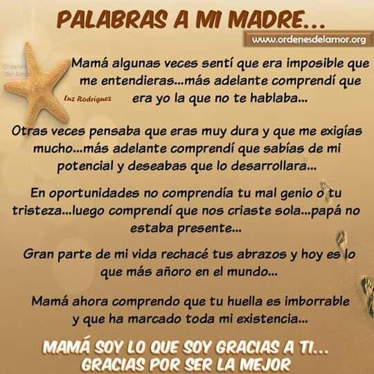Amo Y Respeto A Mi Madre Gold Rings